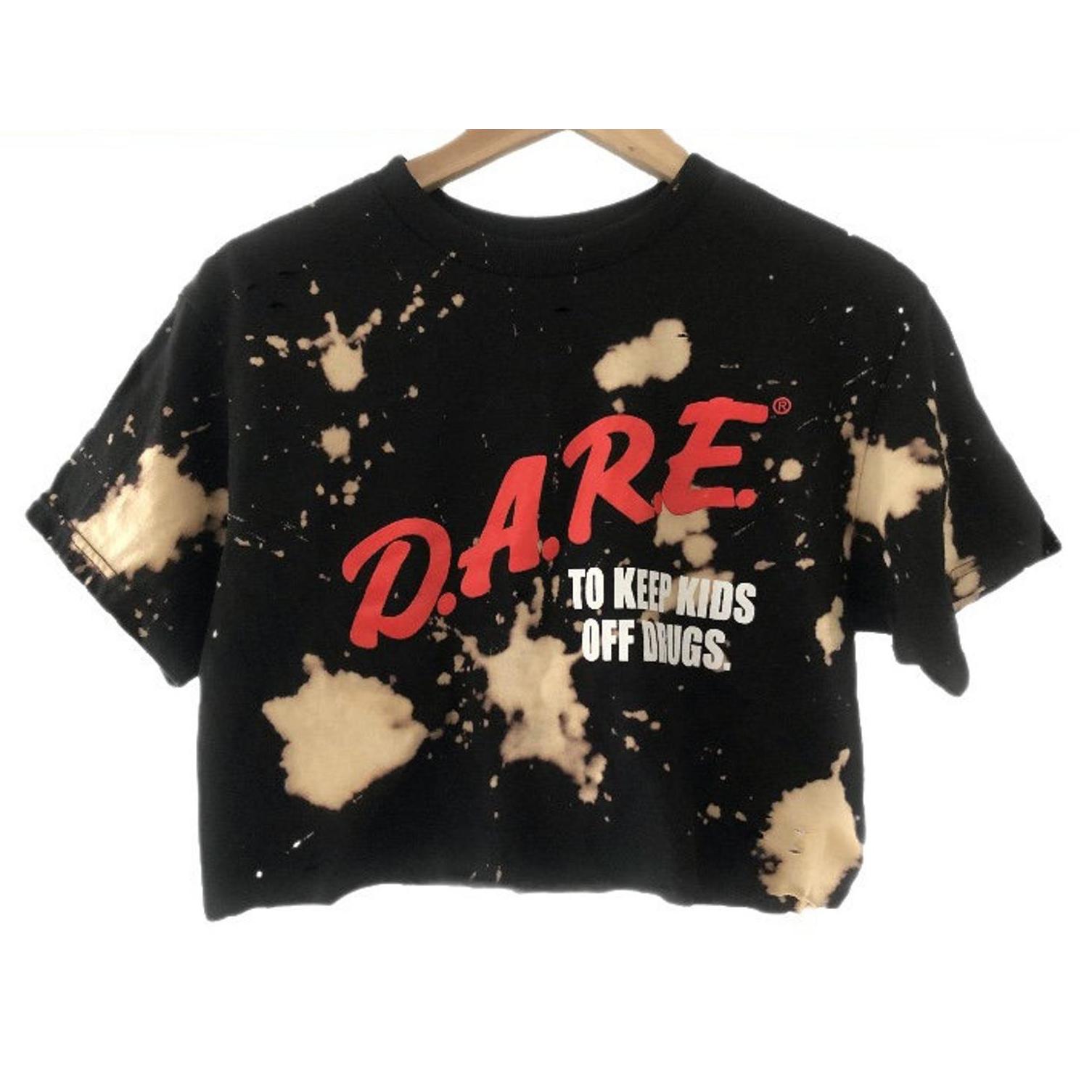 D.A.R.E Crop Top