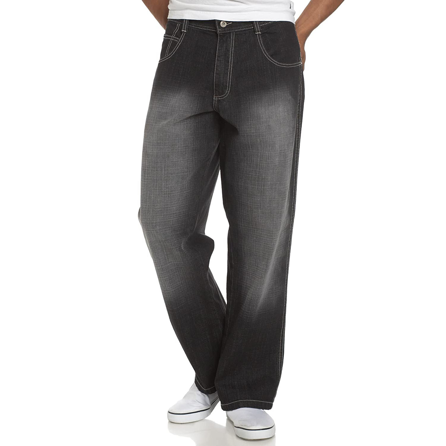 Southpole Relaxed-Fit Core Jean