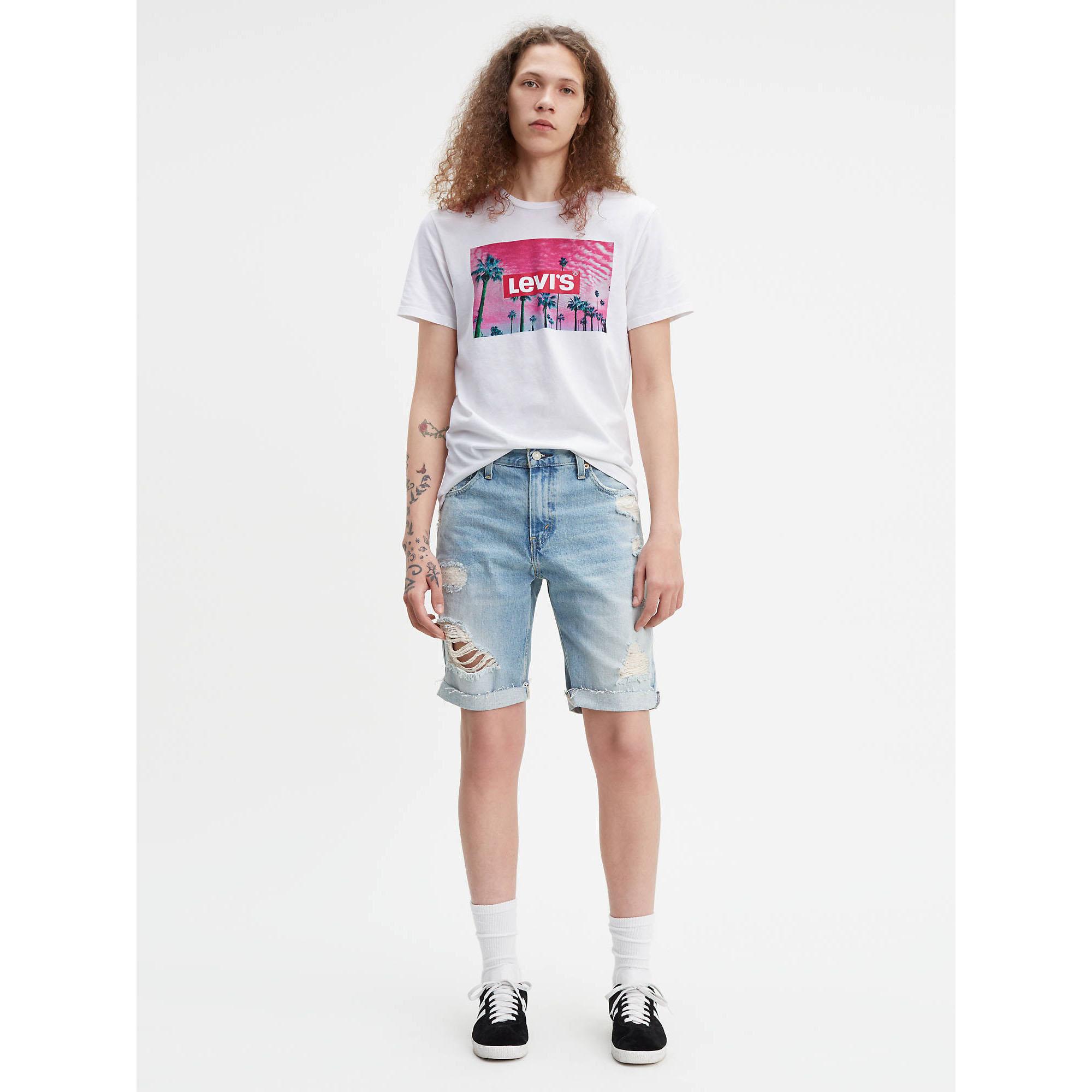 Levi's 511 Slim Cut-Off 10 In. Shorts