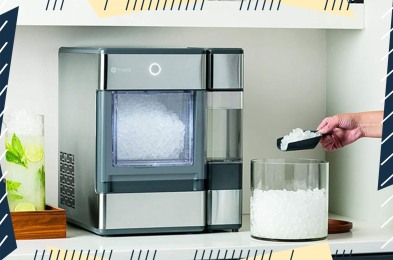 you'll never be left wanting with one of these countertop ice makers in your kitchen
