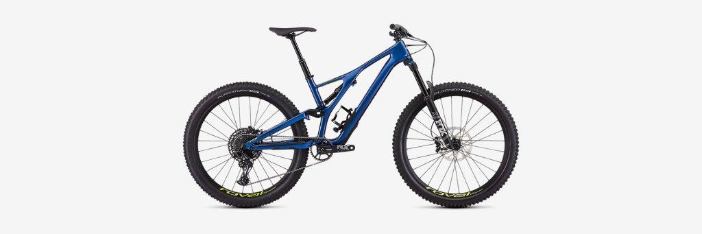 Specialized Stumpjumper Comp Carbon mountain bike