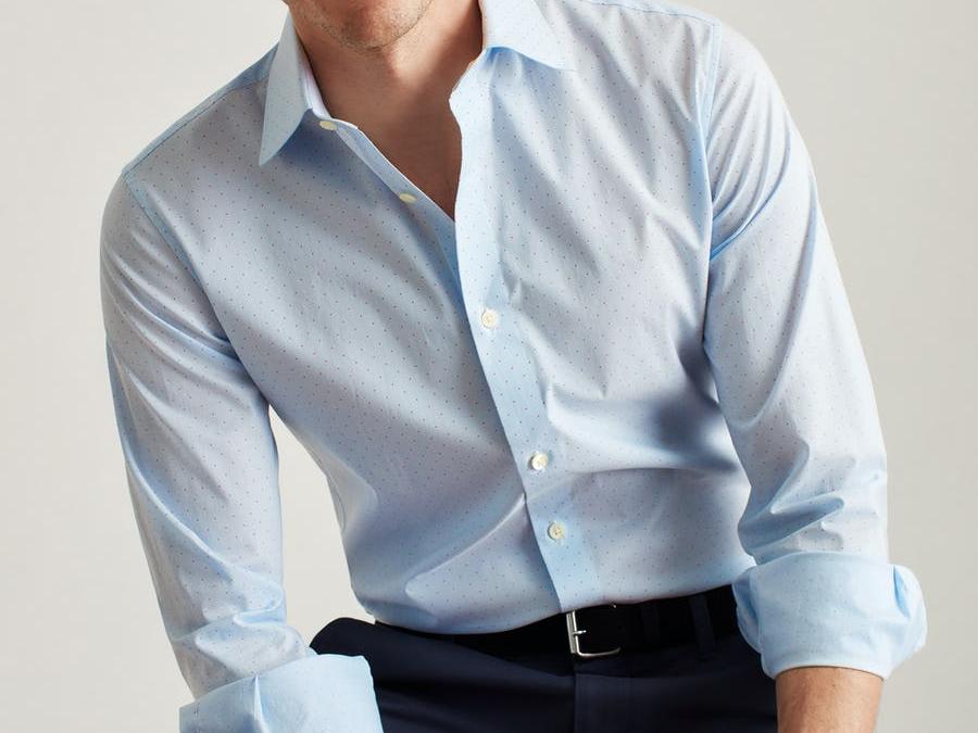 dress shirts for men fit