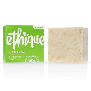 ethique shampoo bar, how to go plastic free