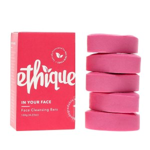 ethique eco-friendly cleansing bar, how to go plastic free