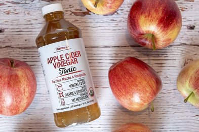here are 10 brands of apple cider vinegar you can order online right now
