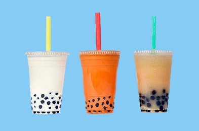 make your own bubble tea at home with these tapioca pearls