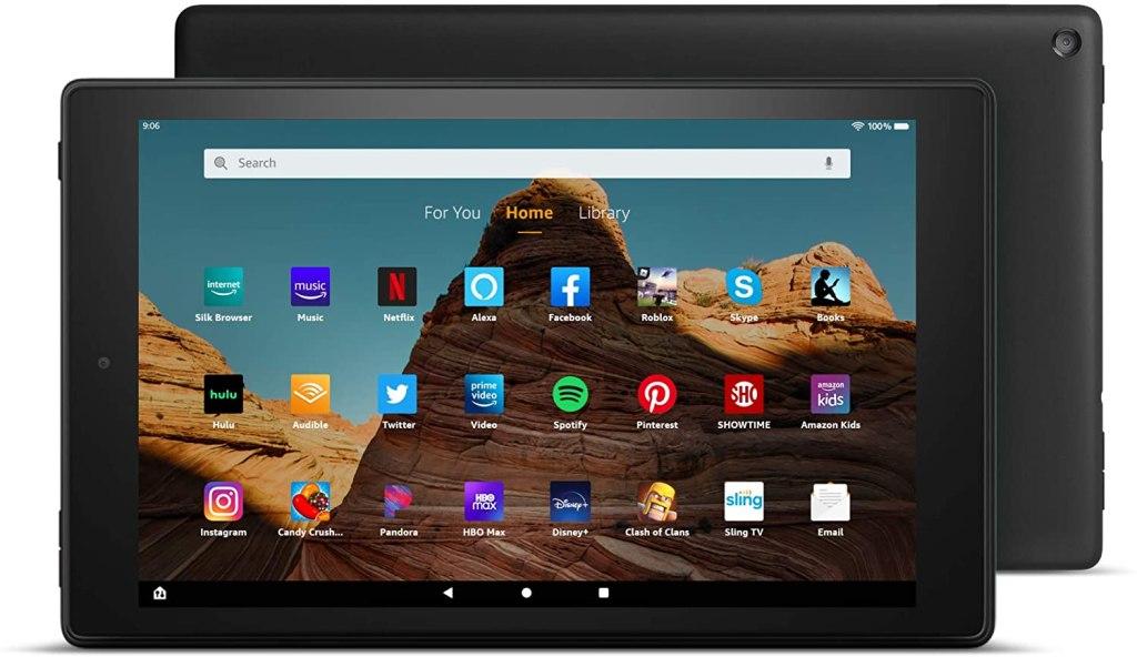 Amazon fire HD 10 tablet, best Amazon deals