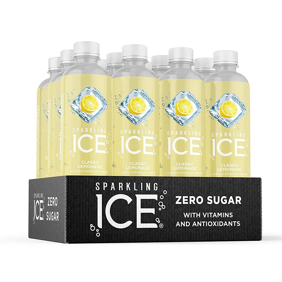 Sparkling Ice Lemonade