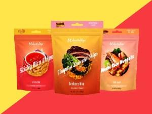Woodridge Snacks Tempura Seaweed Chips, Best Seaweed Snacks