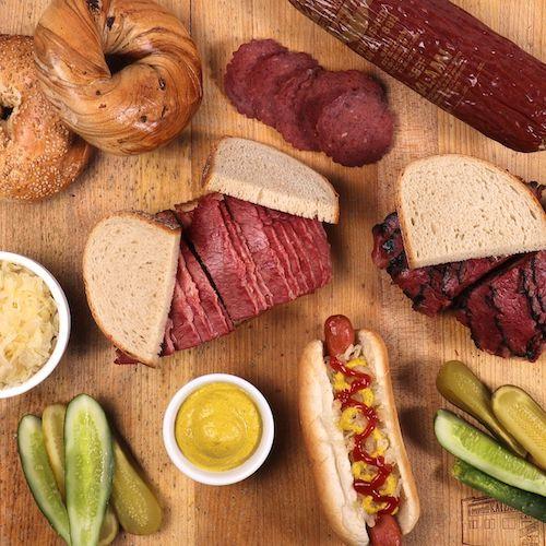 katz's delicatessen, best stoner snacks