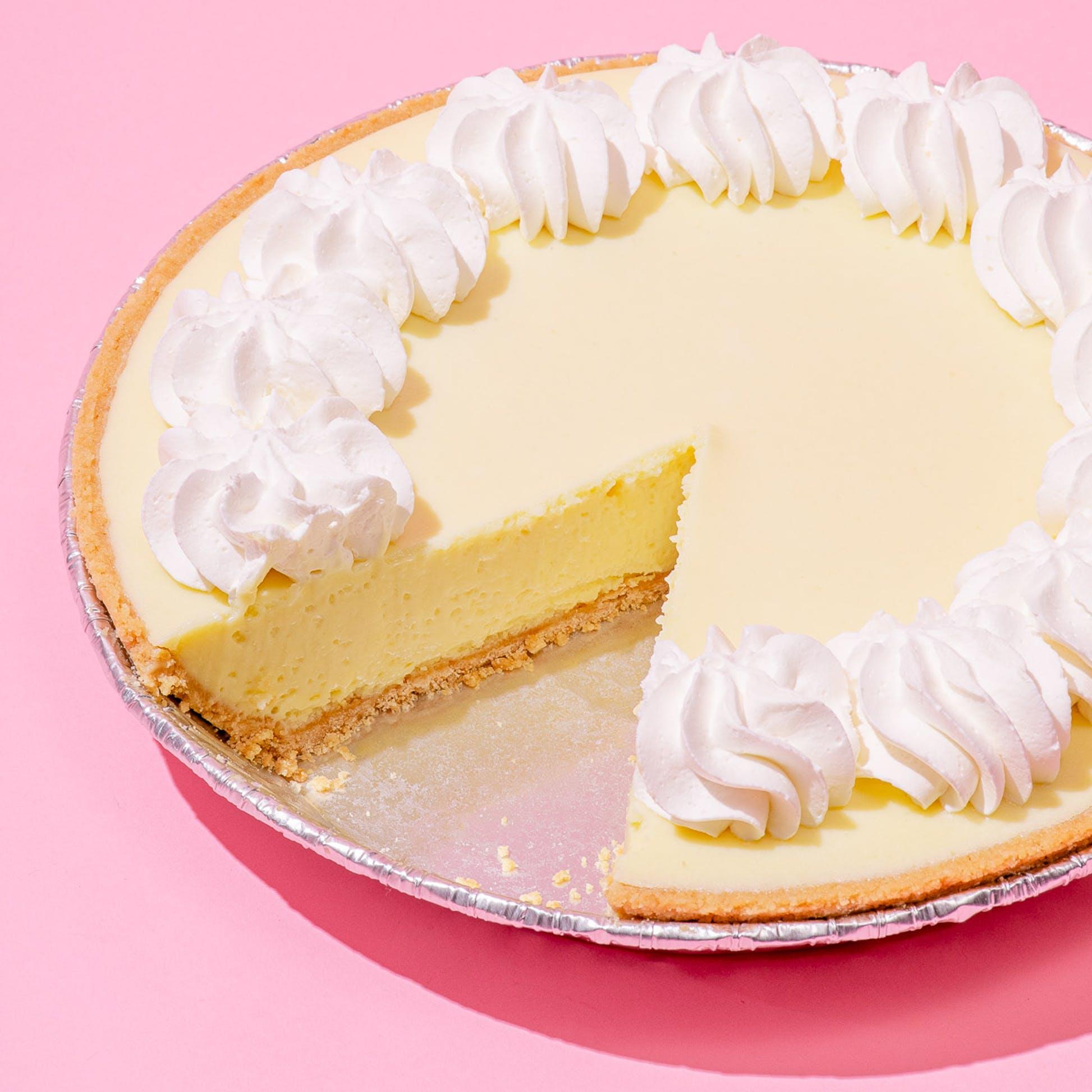 goldbelly key lime pie for pi day