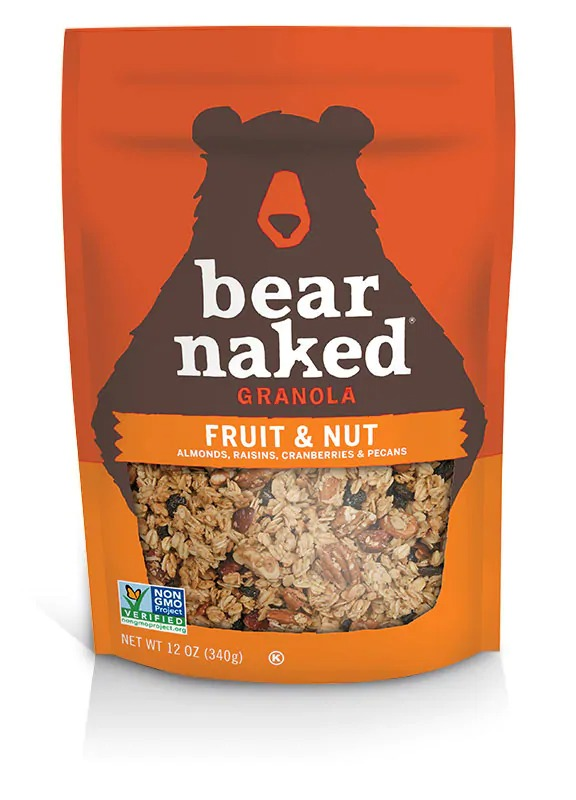 Bear Naked Granola Fruit & Nut, Best High Fiber Cereal