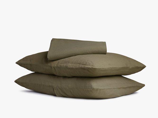 parachute linen sheets