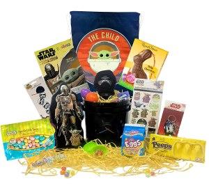 easter basket for kids m and c star wars easter gift basket