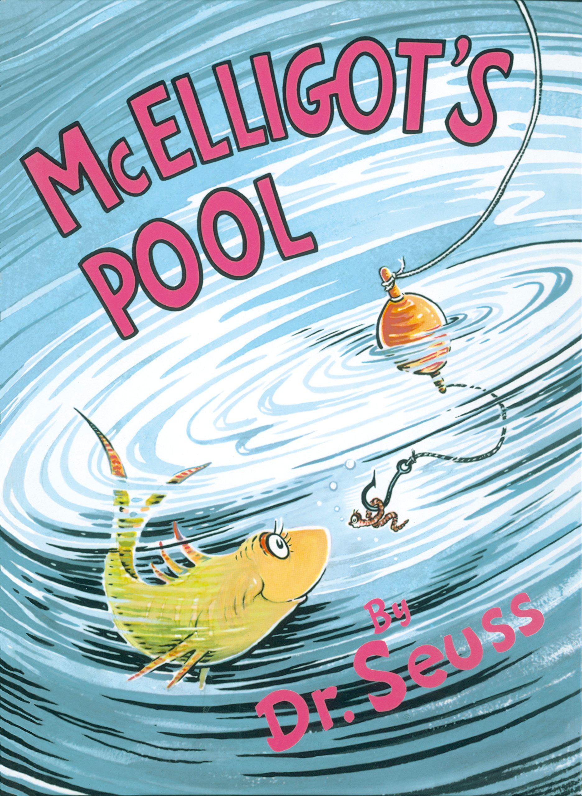 McElligot's Pool book cover
