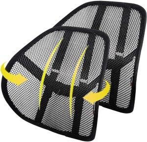 kingphenix lumbar support pillows