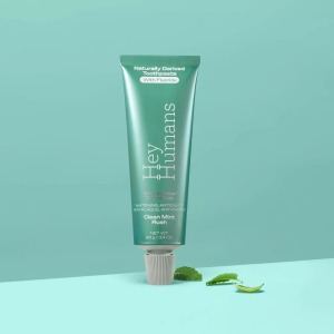 hey humans natural toothpaste, how to go plastic-free