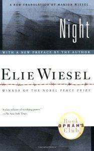 night by elie wiesel, best memoirs