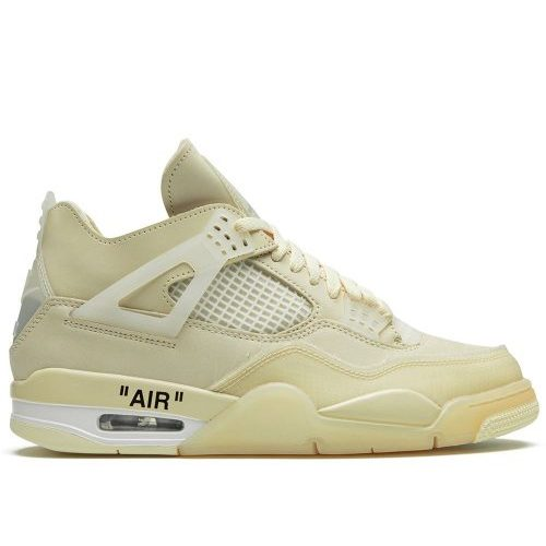 Nike X Off-White Air Jordan 4