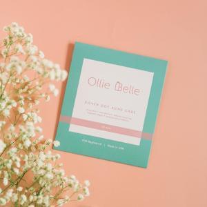 ollie belle acne care dots, acne spot treatment