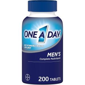 one a day men's multivitamin, best supplements for men