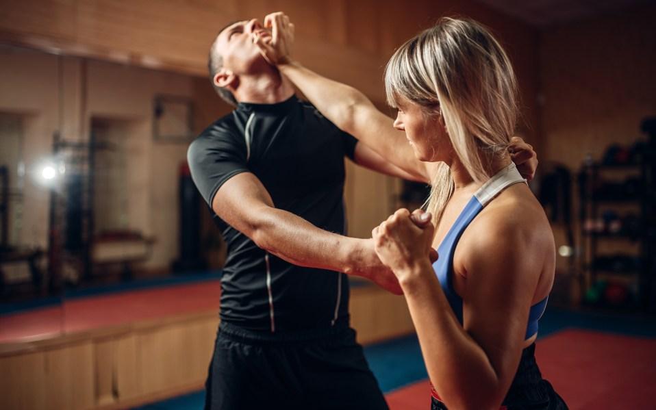 online self-defense courses