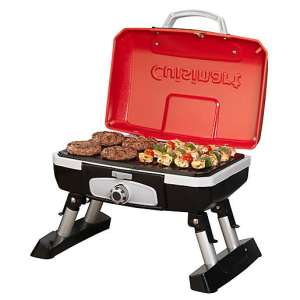 Cuisinart Petite Portable Tabletop Gas Grill
