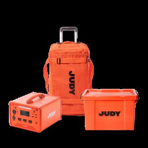 JUDY pro system bundle, best emergency supplies