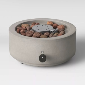 pipestone tabletop fire pit, mini fire pits