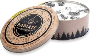 radiate portable campfire, mini fire pits