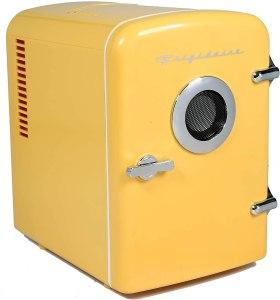 Frigidaire personal mini fridge, skincare fridges