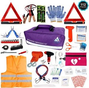 INEX roadside emergency car kit