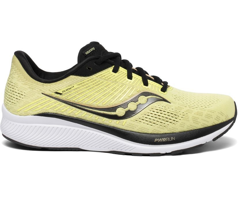 saucony guide 14 running shoes for men with high arches
