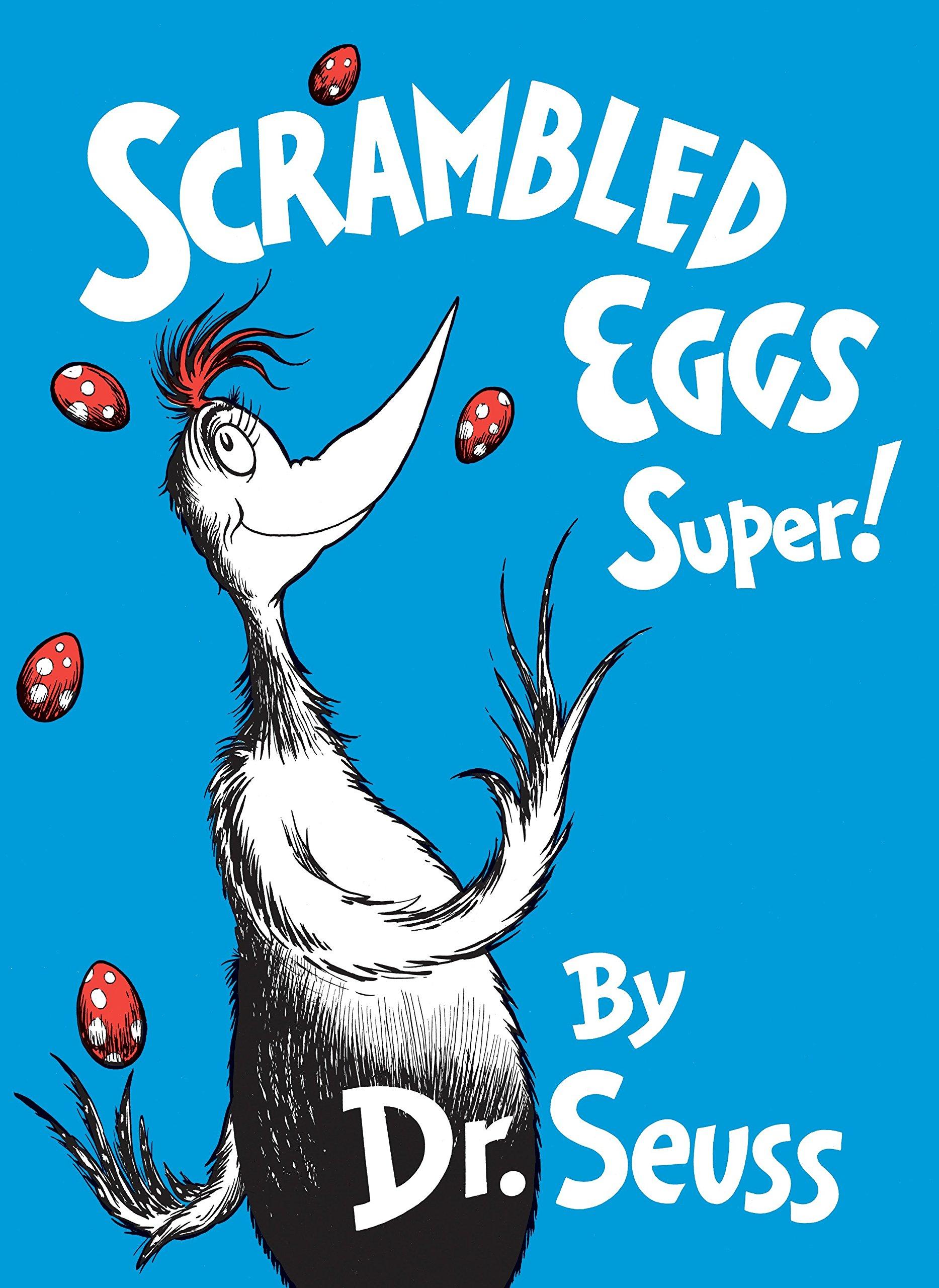 scrambled eggs super book cover