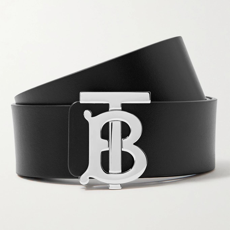 Burberry 4cm Leather Belt