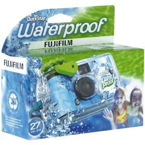 Fujifilm Quick Snap Waterproof 35mm Camera