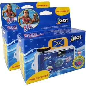 One Shot Waterproof Disposable Camera 35mm