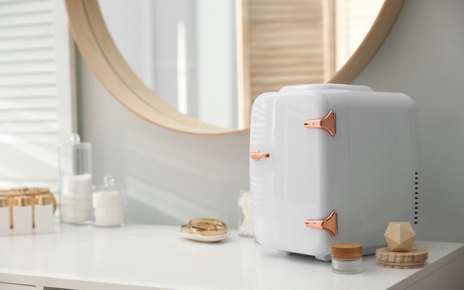 skincare fridges, best skincare fridges