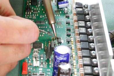 a soldering iron is a versatile tool for electrical repairs and hobbying fun