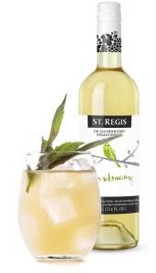 Alcohol-free St. Regis Chardonnay, Best Non-Alcoholic Drinks
