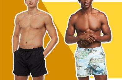 best mens swimsuits, men's swim trunks