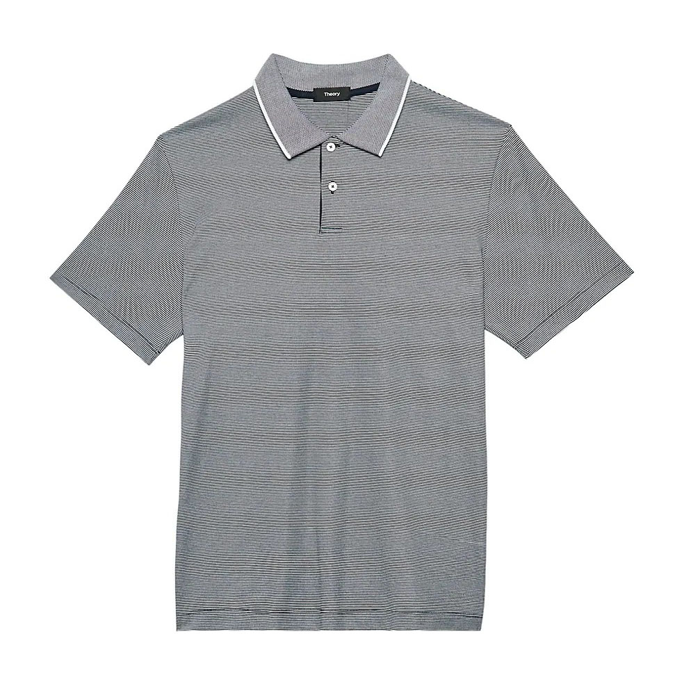 Theory Standard Current Stripe Polo