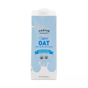 Best oat milk thrive market