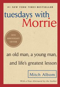 tuesdays with morrie, best memoirs