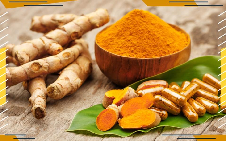 turmeric powder and supplements, turmeric health