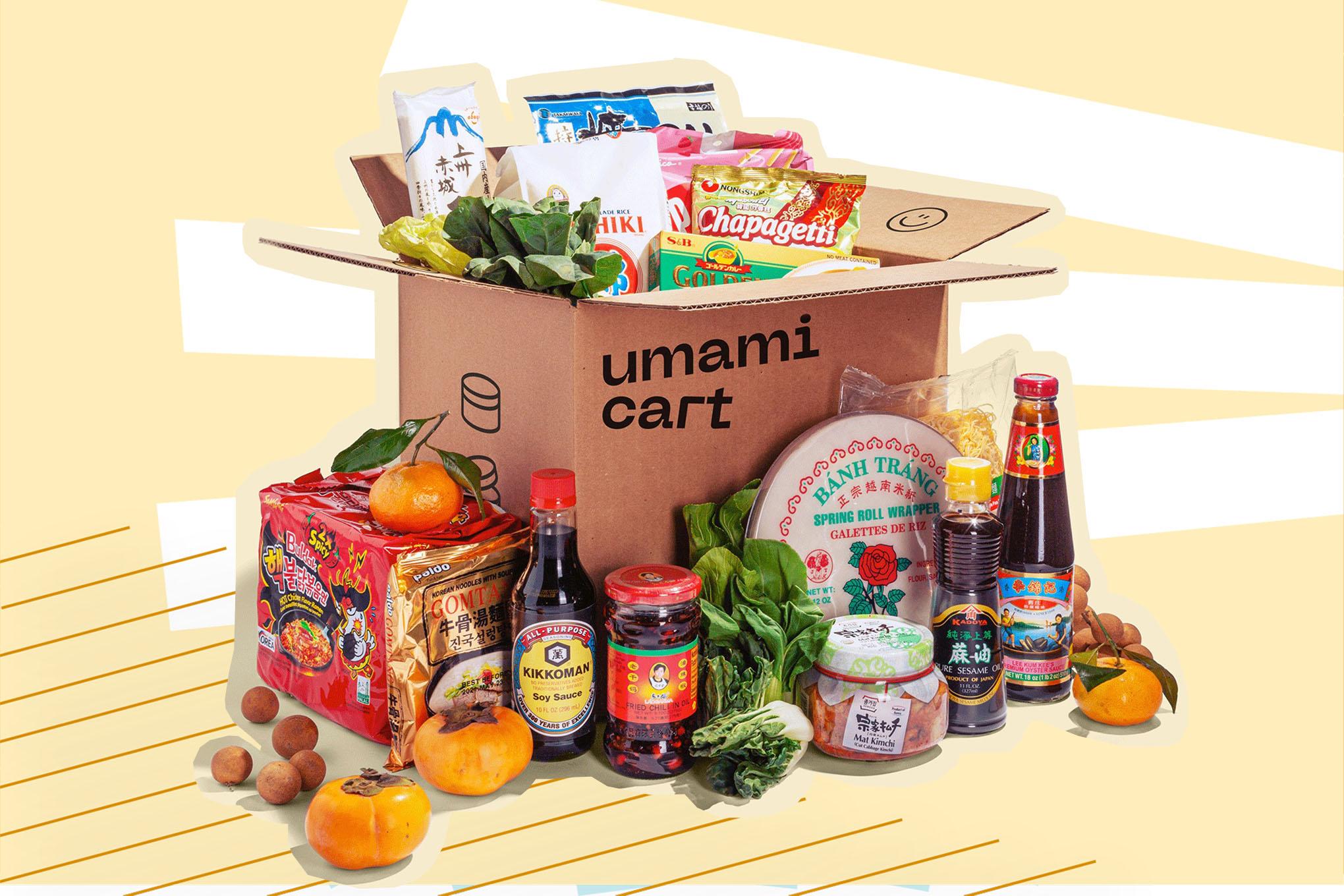 Umamicart Box