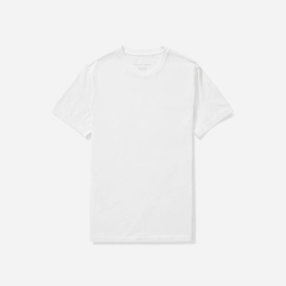 best white t shirt men