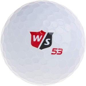 wilson staff fifty golf balls, best golf balls