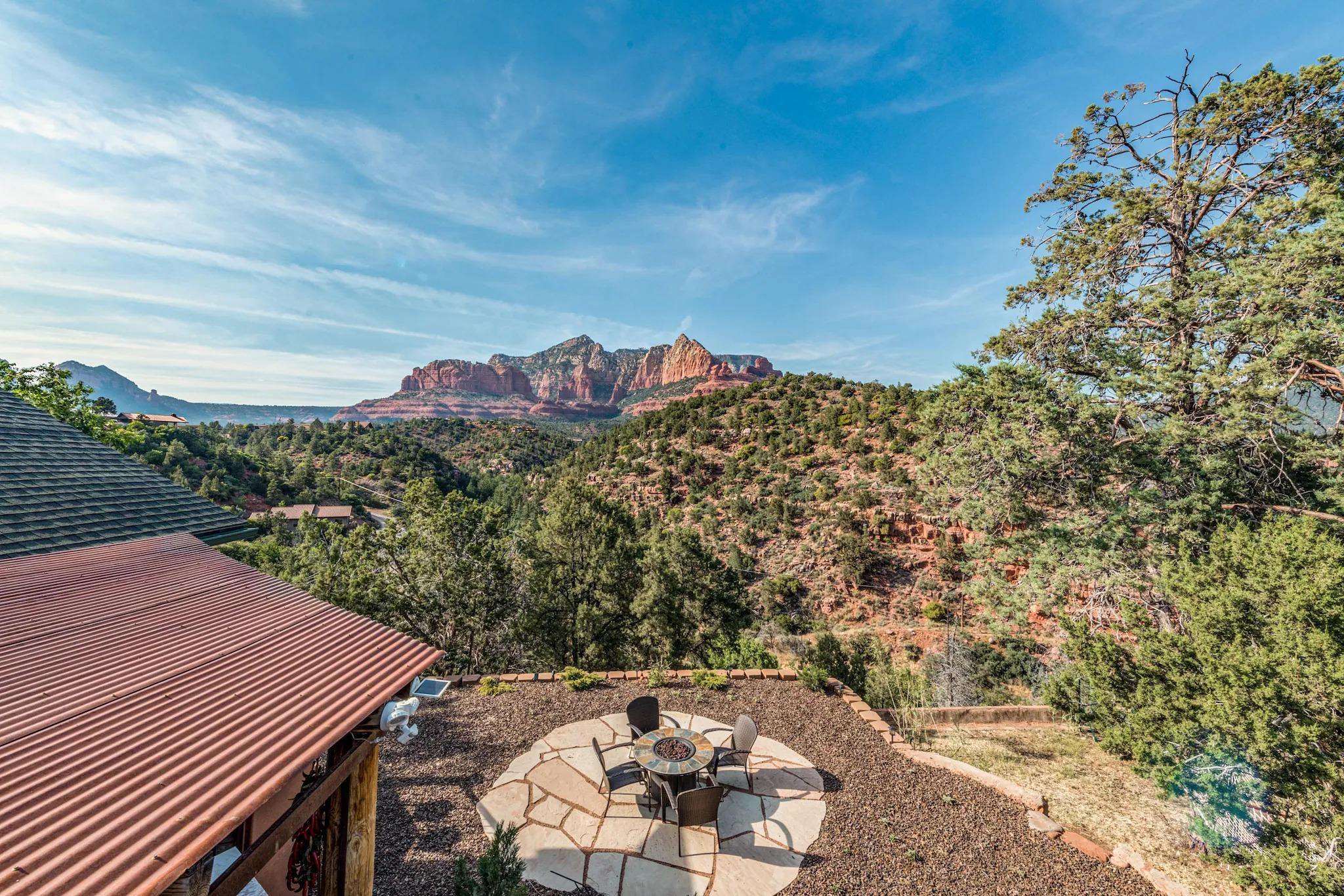 Spectacular View in Sedona, Arizona