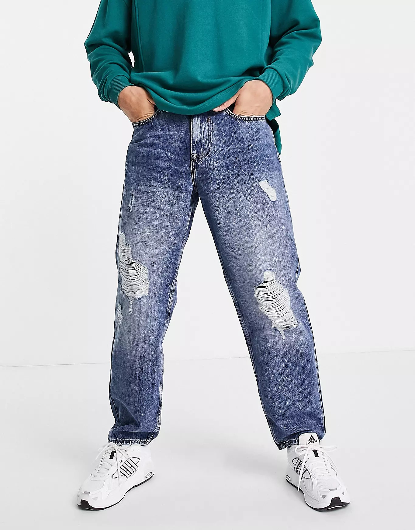 New Look Baggy 90s Fit Jeans